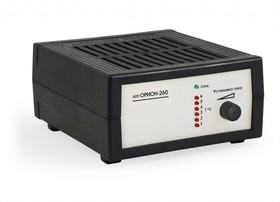 Фото 1/3 НПП Орион-260, Устройство зарядное для свинцовых аккумуляторов 12В, 0-7А