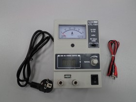 CTL-1501, Источник питания 0-15V-1A+ 5V/1A, USB выход