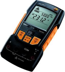 Фото 1/3 testo 760-2 (Госреестр), Мультиметр цифровой автоматический с функцией True RMC