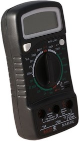 Фото 1/2 Портативный мультиметр MAS830B Master Professional (80828)