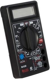 Фото 1/2 Портативный мультиметр M838 Master Professional (90838)