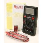 Мультиметр цифровой Master Professional M890C (90891)