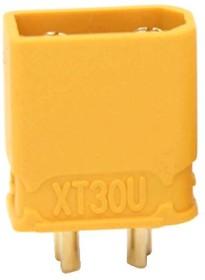 XT30U-M, Разъем питания 2pin штекер