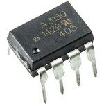 HCPL-3150-000E, Оптопара с логическим выходом, драйвер IGBT [DIP-8]