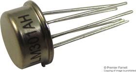 Фото 1/4 LM301AH/NOPB, Операционный усилитель, 1 Усилитель, 100 кГц, 0.5 В/мкс, 10В до 36В, TO-99, 8 вывод(-ов)