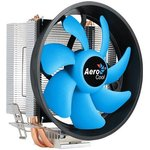 Фото 6/7 Устройство охлаждения(кулер) Aerocool Verkho 3 Plus Soc-FM2+/AM2+/AM3+/ AM4/1150/1151/1155/ 4-pin 18-27dB Al+Cu 125W 528gr Ret