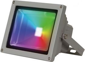 Фото 1/3 Прожектор PFL- 20W/ RGB-RC/GR Прожектор светодиодный 1005908