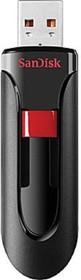 Флешка USB SANDISK Cruzer SDCZ60-256G-B35 256Гб, USB2.0, черный и красный