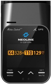 Радар-детектор NEOLINE X-COP 5700, черный