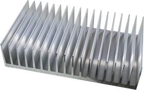ABM-076, радиатор ребристый 172х40 длина 100мм (ТП-034,AB0093)