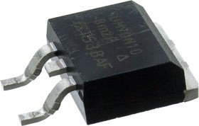 Фото 1/4 SUM90N10-8M2P-E3, Single N-Channel 100 V 0.0082r 97 nC TO-263, D2PAK