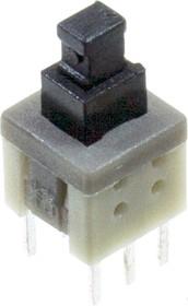 KLS7-P5.8x5.8 0 кнопка без фикс..5.8мм 30В 0.1А (PS580N)