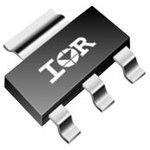 BSP135H6433XTMA1, МОП-транзистор, N Канал, 120 мА, 600 В, 25 Ом, 10 В, -1.4 В