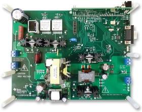 UCD3138PSFBEVM-027, Оценочная плата для 64-выводного устройства с цифровым управлением в устройствах преобразования