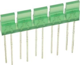L-945/5GD, сборка(5СИД)зел1х5мм 2мКд