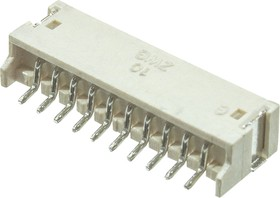 KLS1-XL1-1.50-10-RM-T, 1.5mm SMT вилка на плату угл.10 к.(S10B-ZR-SM4A)