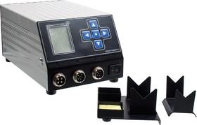 МАГИСТР паяльная станция Ц20-ТриК-О (трехканальная)/ 220В(без инстр.)