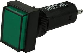 ADP16F4-0T0-E1TG индик.зел. 220В/3А