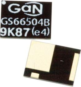 GS66504B-E01-MR, GaN транзистор 650В 15А GaNPX-3