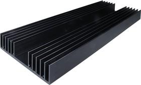 HS 115-300, радиатор алюминиевый 300x116x26
