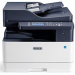 МФУ лазерный Xerox B1025DNA (B1025V_U) A3 Duplex Net белый/синий