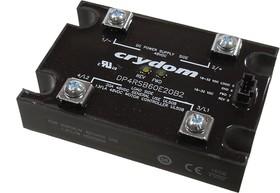 DP4RSB60E20B2, контактор реверсивный на панель 48VDC/20A 32VDC In