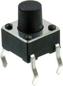 KLS7-TS6601-7.0-180 кнопка такт. h=7.0мм (аналог 0670HIM,TS-A3PS)