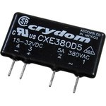 CXE380D5, Реле 15-32VDC, 380VAC/5А