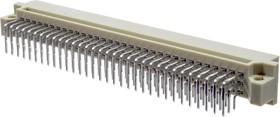 DIN41612R вилка уг.90,32 x 3 ряда ABC 96конт KLS