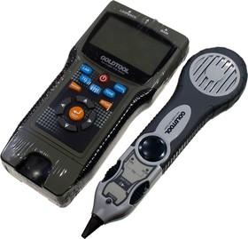 TCT-2680, тестер LAN кабеля + 7 ID определителей + тонер