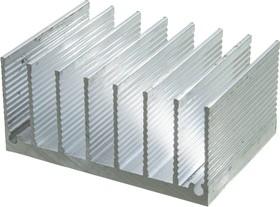 АВМ-161-30, HS-117, радиатор ребристый 43х20мм длина 30мм (АВМ-161)