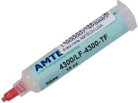 AMTECH LF-4300/4300-TF, гель-флюс, шприц 10куб.см.