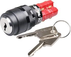 ADD16K4-AR0-2A кнопка ключ.с фик. 250В/5А