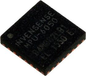 MPU-6050, акселерометр+гироскоп QFN24