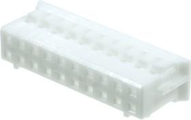 KLS1-XA1-2.00-20-H 2mm PHD розетка на кабель 2х10 c конт. (PHDR-20VS)
