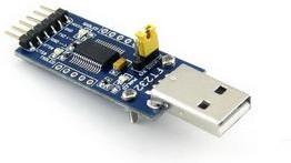 Фото 1/3 FT232 USB UART Board [type A]