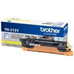 Картридж лазерный Brother TN213Y желтый (1300стр.) для ...