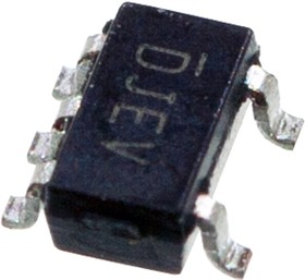 IRS25751LTRPBF, драйвер 480В SOT-23-5L