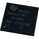 TMS320DM6437ZWT6