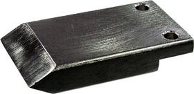 МАГИСТР паяльная насадка М20-10 30х10 мм ,затачиваемая медная никелир.