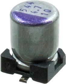 10SVP4R7M, 4.7 мкф 10 В -55+105гр 4х5.5 2000h