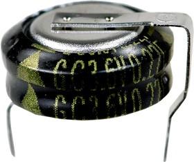 EECRG0V224H,ионистор 0,22Fx3,6V -25+85Cсерия RG выв H