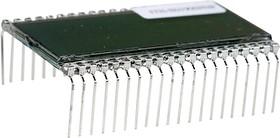 ITH-E0190SFNP, сегментный ЖК-индикатор 4 разряд.