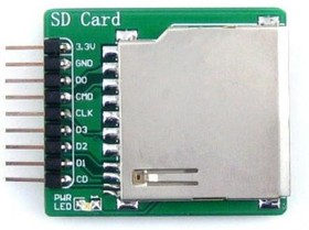 Фото 1/2 SD Storage Board