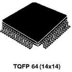 Фото 6/7 ATmega128-16AU, Микроконтроллер 8-Бит, AVR, 16МГц, 128КБ Flash [TQFP-64]