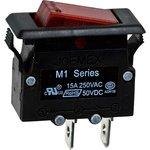 M115-B1120-G выключатель-автомат 250В 15A (CBLS2A15)