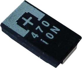 16TQC10M, ЧИПтант10 мкф 16 В -55+105гр 3.5х2.8х1.9
