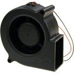 JL7530H12B, вентилятор центробежный 12В 75х75х30мм