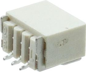 KLS1-XF1-1.00-1-03-RM-R 1.0mm SMT вилка на плату угл.3 к.(SM03B-SRSS)