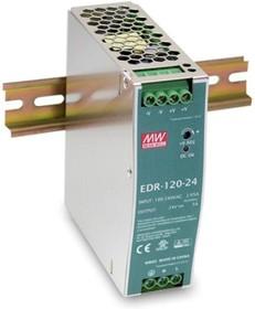 EDR-120-12, Блок питания, 12В,10А,120Вт